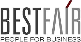 bestfair – People for Business – Logo